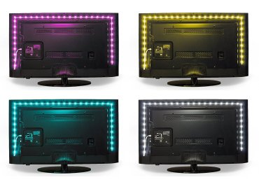 Luminoodle COLOR TV Backlight